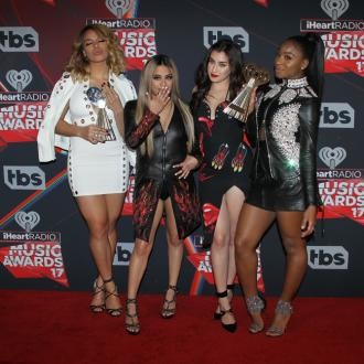 Fifth Harmony steal the show at iHeartRadio Music Awards