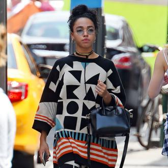 FKA Twigs wears her 'soul' on her face