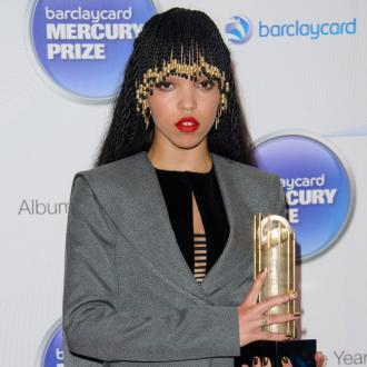 Fka Twigs 'Constantly' Recording