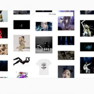 FKA Twigs releases online archive of her work
