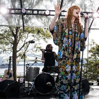 Florence Welch's broccoli medicine