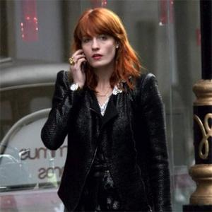 Florence Welch Developed Loud Voice For Attention