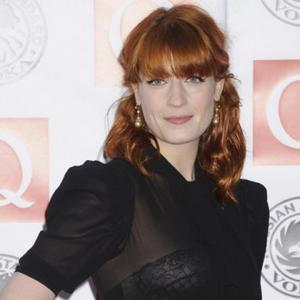 Florence Welch Got Music Lessons From Bono