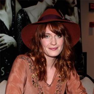 Florence Welch Boosted By Alcohol