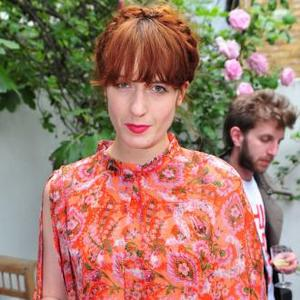 Florence Welch Feels More British