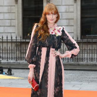 Ditching booze helped Florence Welch write new music