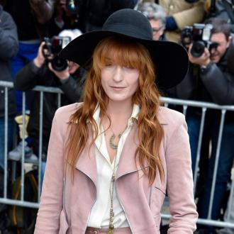Florence Welch's Fashion Week Jitters