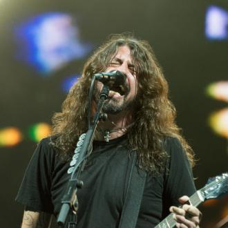 Foo Fighters mark 25th anniversary with snap of first gig