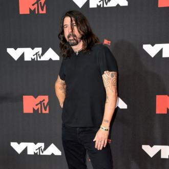 Foo Fighters felt 'pretty good' to win Global Icon VMA