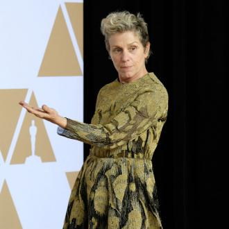 Frances Mcdormand Takes Best Actress Oscar