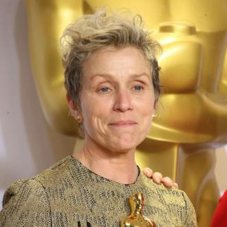 Frances McDormand offered Target job while filming Nomadland