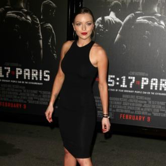 Francesca Eastwood gives birth