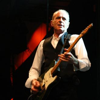 Status Quo rocker Francis Rossi does puzzles to unwind