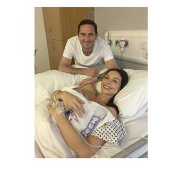 Christine Lampard Gives Birth