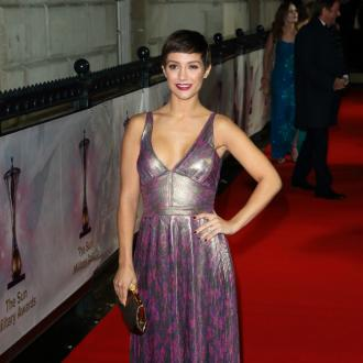 Frankie Bridge opens up on body image issues