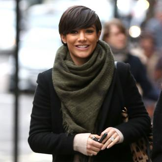 Frankie Bridge wasn't prepared for motherhood