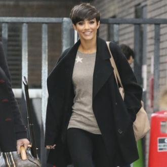 Frankie Bridge is feeling good