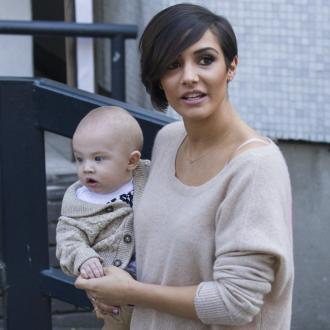 Frankie Bridge's 'horrific' morning sickness