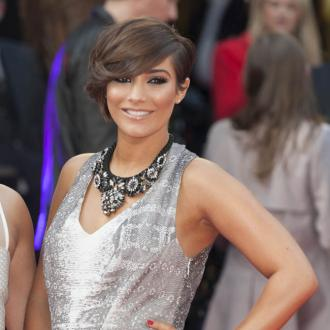 Frankie Sandford Is 'Natural' With Son