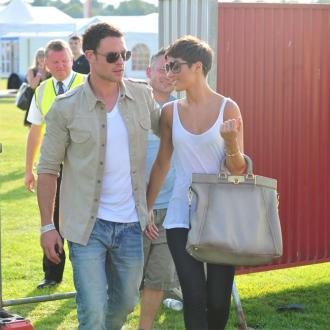 Frankie Sandford marries Wayne Bridge