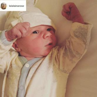 Chris Klein is father for first time