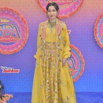Freida Panto won't watch Slumdog Millionaire again