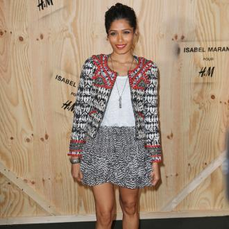 Freida Pinto won't work with Dev Patel again
