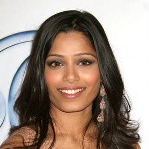 Frieda Pinto Signed Up To Immortals For The Men
