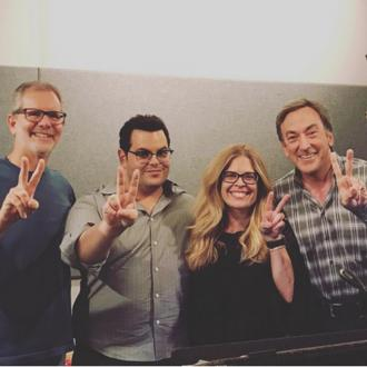Voice recordings begin on Frozen 2