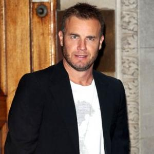 Gary Barlow Auctioning Charity Seats
