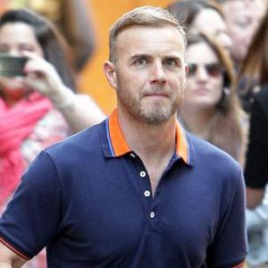 Gary Barlow Makes Dad Of The Year Shortlist
