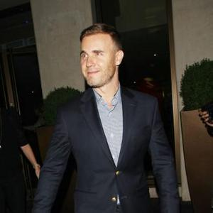 Gary Barlow's Date Night With Wife