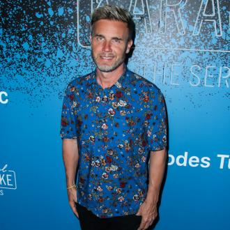 Gary Barlow launching fitness boot camp