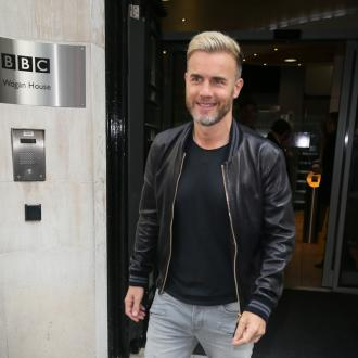 Gary Barlow pretended to be Michael Caine on holiday