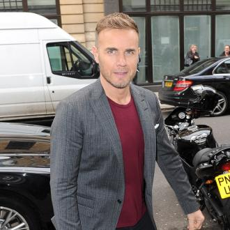 Gary Barlow Boosts Troops Morale