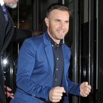 Gary Barlow Sent Topless Snaps For Record Deal