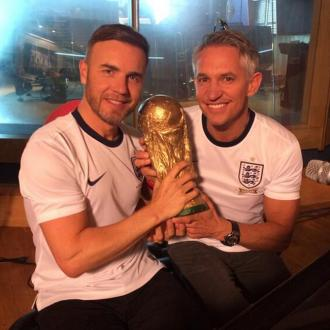 Stars Record Official England 2014 Fifa World Cup Song
