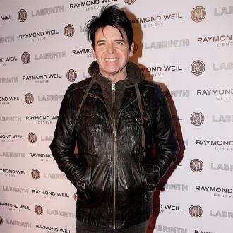 Gary Numan doesn't listen to music