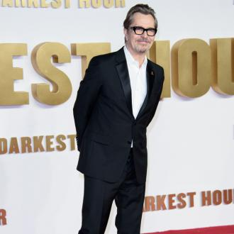 Gary Oldman learned about Winston Churchill after sitting in his chair