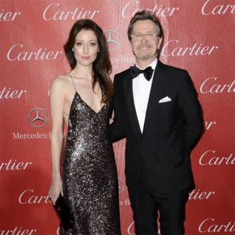 Gary Oldman's wife files for divorce?