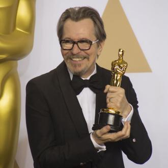 Gary Oldman's mother is his 'champion'
