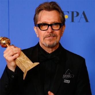 Gary Oldman quotes Winston Churchill in Globes acceptance speech