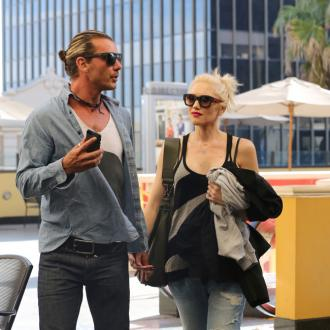 Gwen Stefani advised by Gavin Rossdale