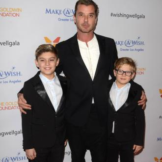 Gavin Rossdale 'Proud' Of 'Funny' Kids