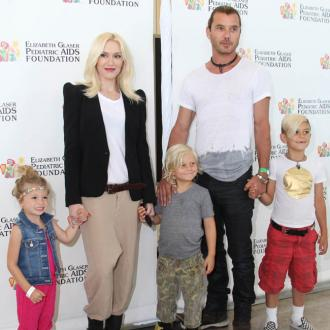 Gavin Rossdale 'introduces mystery girlfriend to kids'