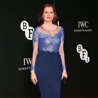 Geena Davis lives an un-Hollywood life
