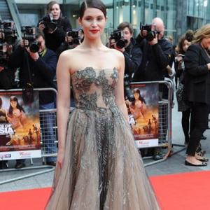 Gemma Arterton To Be A Master Builder
