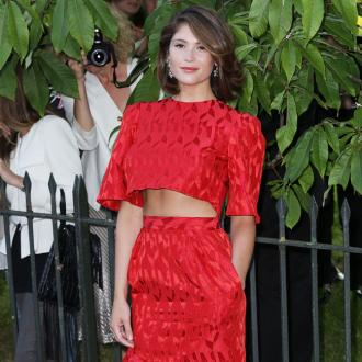 Gemma Arterton loves 'cheesy' festive fashion
