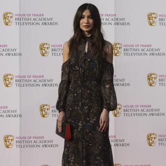 Gemma Chan wears three polo neck jumpers 'on rotation'