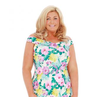 Gemma Collins wants to change plus-sized fashion